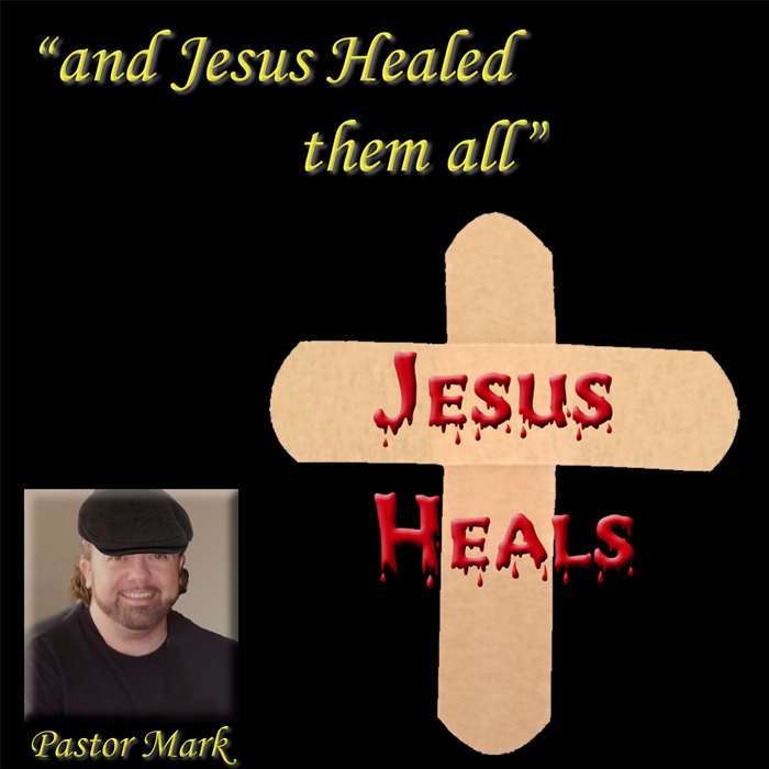 Jesus Heals with shadow-site