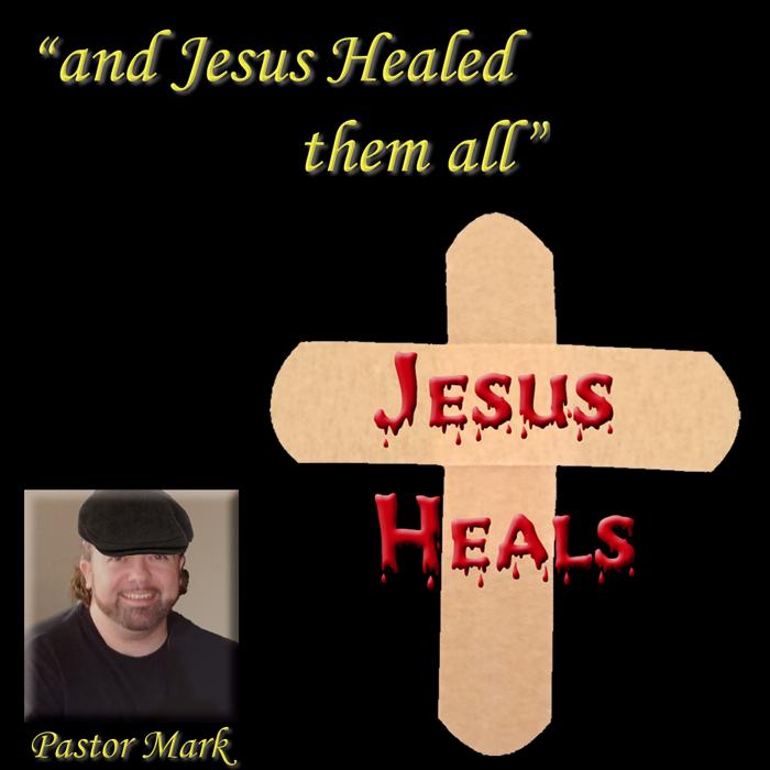 Jesus Heals with shadow-site