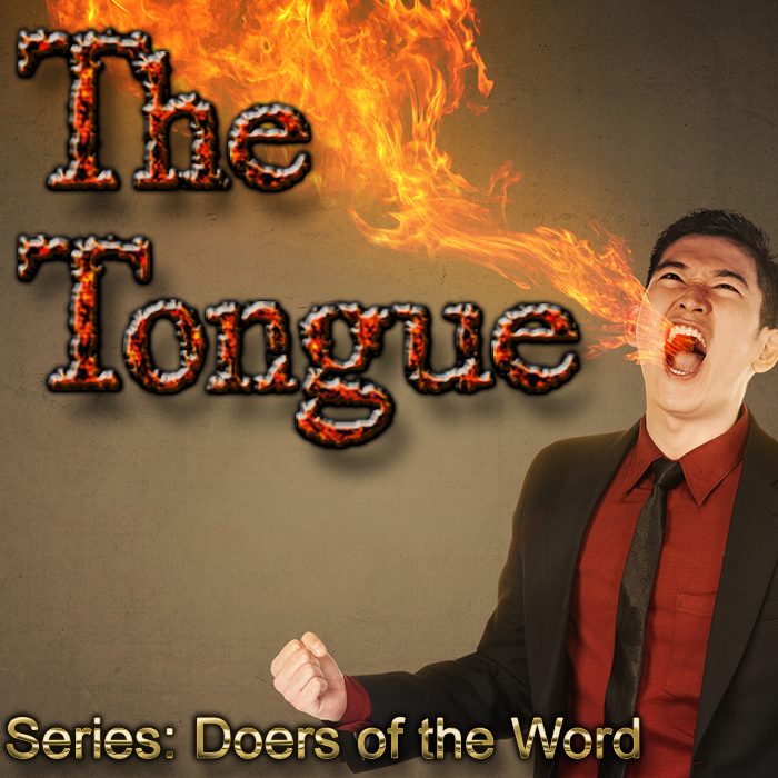 tongue - fire