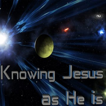 Knowing -Jesus