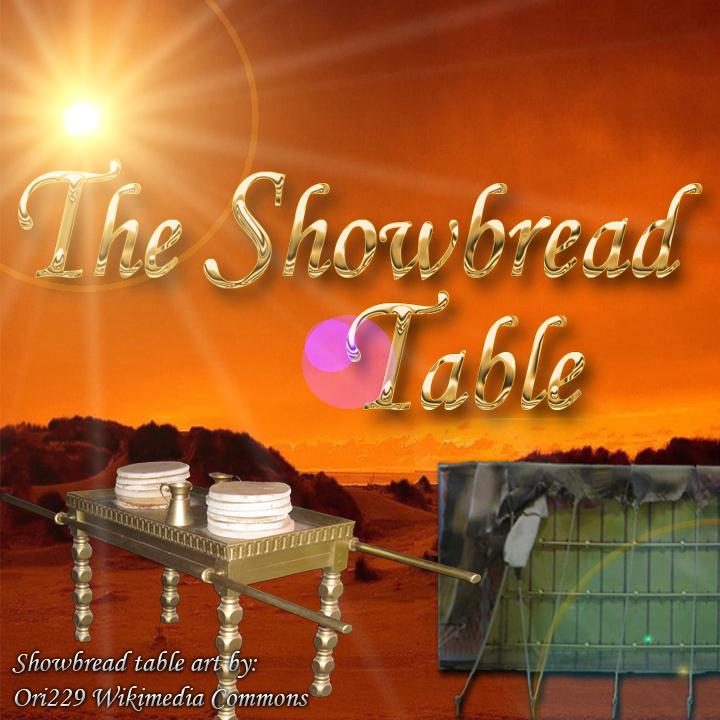 Wondrous The Showbread Table Living Grace Fellowship Download Free Architecture Designs Scobabritishbridgeorg