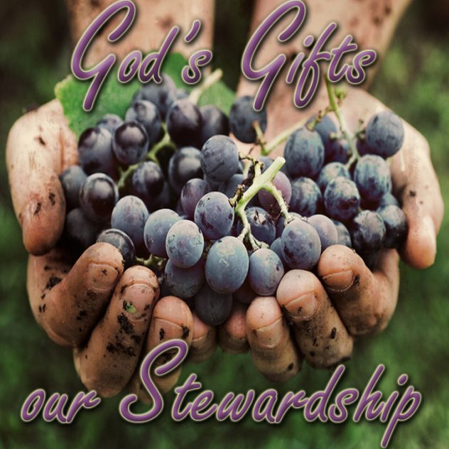 Topic: God's Gifts our Stewardship