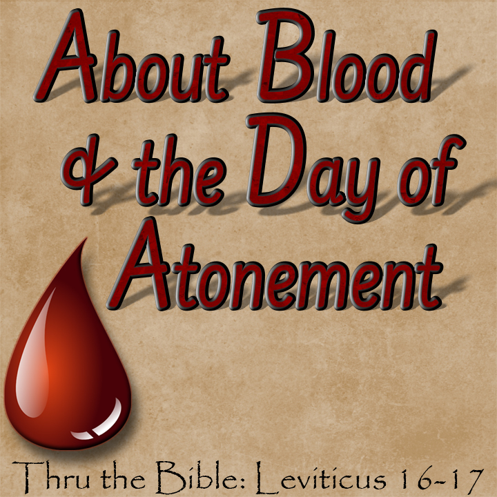ATONEMENT DAY - All The Bible Teaches About