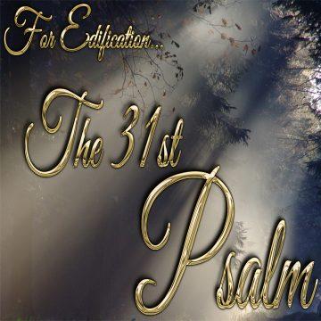 Psalm 31
