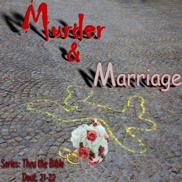 murder marriage