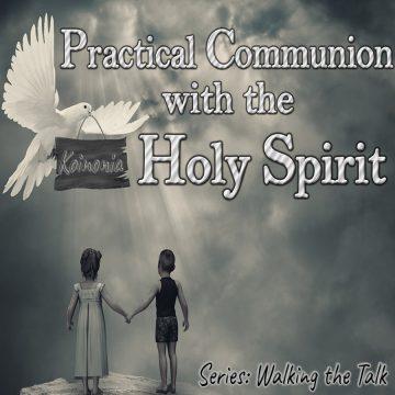 Holy Spirit Communion