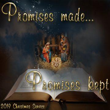 Promises Christmas