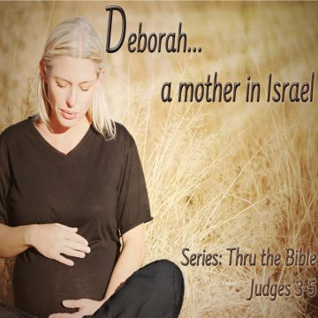 Deborah Prophetess Judge