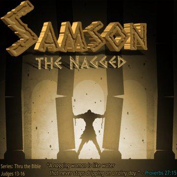Samson Nagging