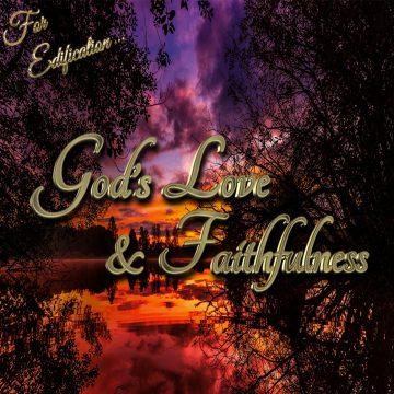 Faithfulness Love
