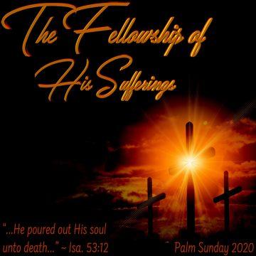 Fellowship Suffering