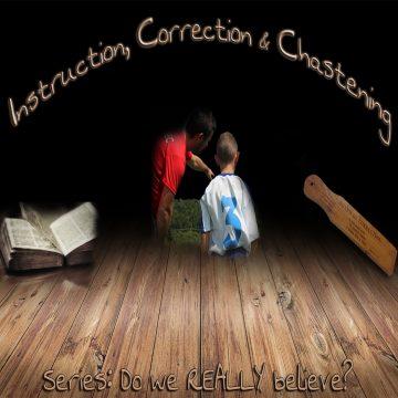 Instruction Correction Chastening
