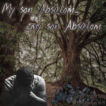 Son Absalom