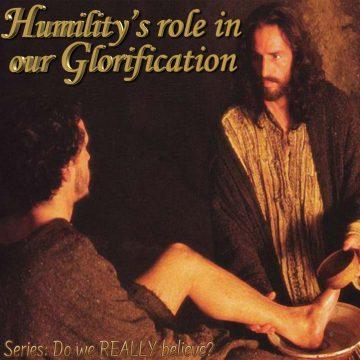 Humility Glorification