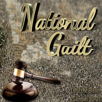 National Guilt