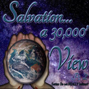 Salvation 30,000'