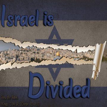 Israel divided