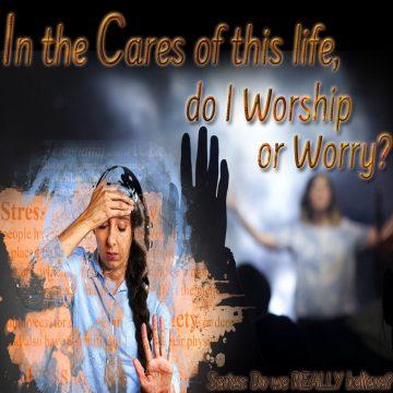 Worship worry