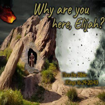 Elijah here