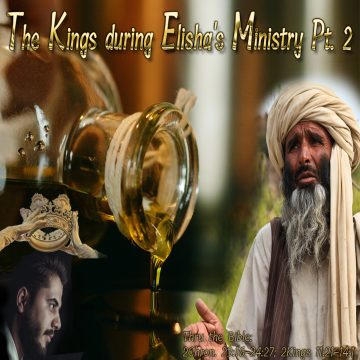 Elisha Kings
