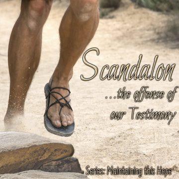 Scadalon Testimony