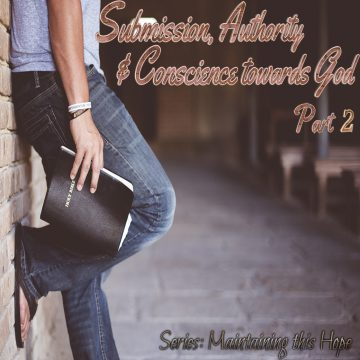 Submission Conscience