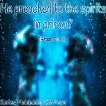 spirits prison